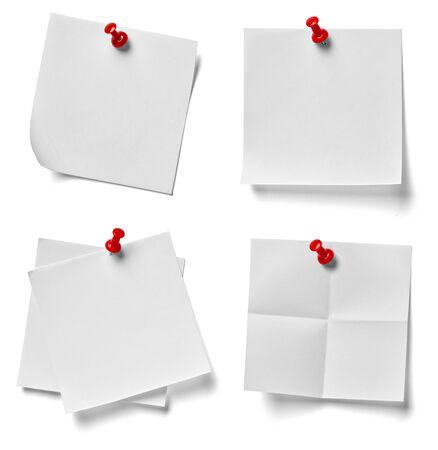 Hinweis-Papier