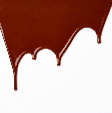 jarabe: sirope de chocolate