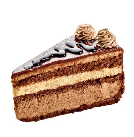 pastel de chocolate: close up of a chocolate cake