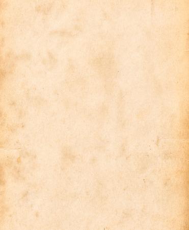 close up of a grunge vintage old paper background Banque d'images