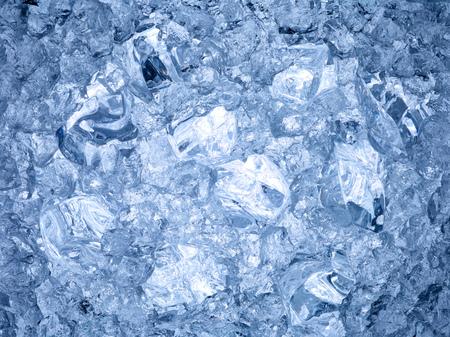 close up of ice Stok Fotoğraf