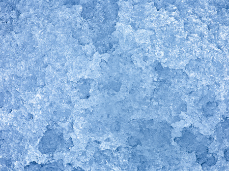 close up of ice Stock Photo