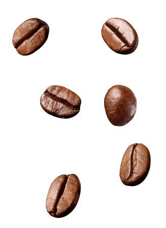 close up of coffee beans 스톡 콘텐츠