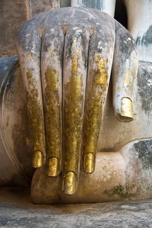 Sukhothai Historical Park city of Thailand photo