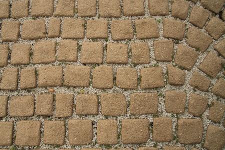 Rock stone adorn ground decorate Stock Photo - 7308607