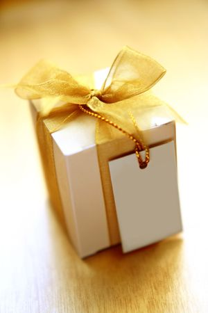 Appreciation gift Stock Photo - 302566