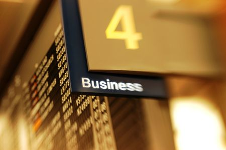 Airport scenes background series. Shot with a special effect  lens. Intentional blur.
