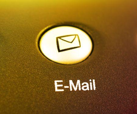 email shortcut button