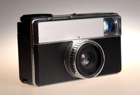 Object Shot - Retro camera