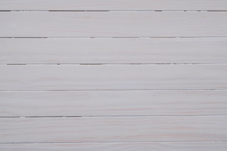 Background image of white painted wooden slats Reklamní fotografie
