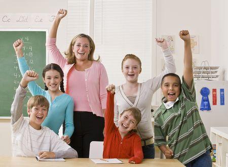 教師と学生応援