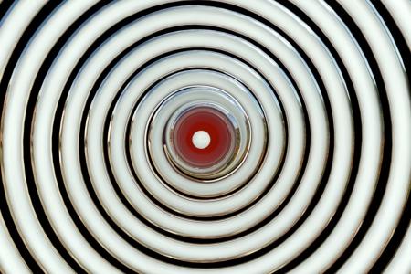 timeless: Spiral - Helix business goal concept 3D rendering