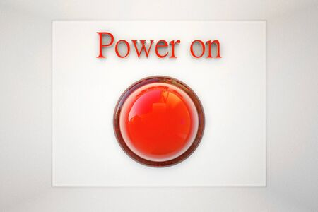 electrics: Power on Button