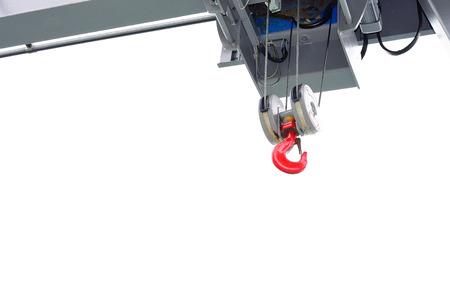 carabineer: Duty crane