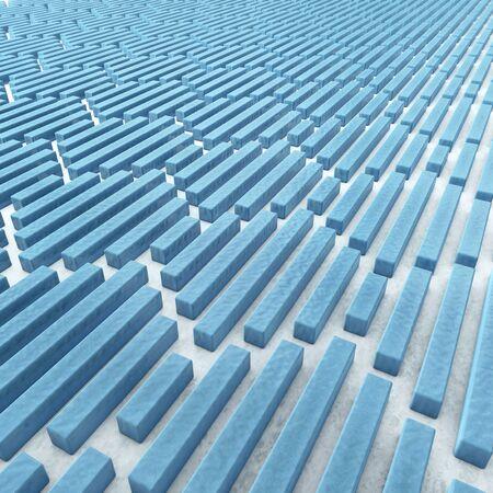 Sharkskin material macro closeup 3D illustration