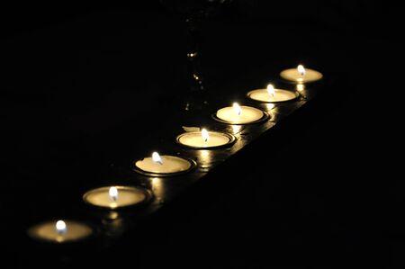 candel photo