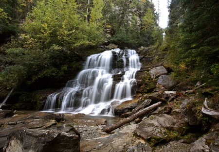 bijoux: Bijoux Falls in beautiful British Columbia