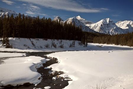 Open water in winter Stock Photo - 8451164
