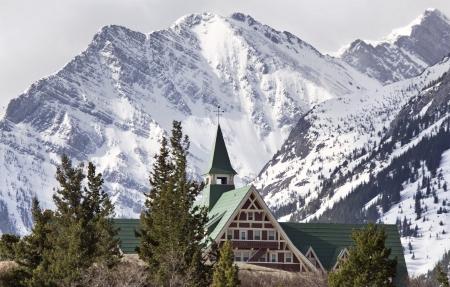 Prince of Wales Hotel Waterton Alberta Canada