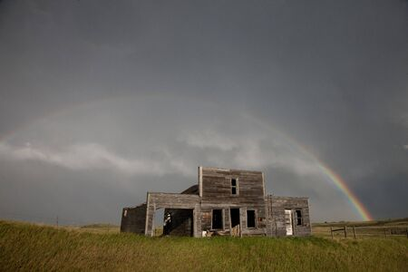 ominous: Storm Clouds Saskatchewan ominous skies and warnings