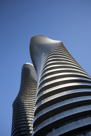 absolute: Absolute Towers Mississauga Toronto Marilyn Monroe buildings Editorial