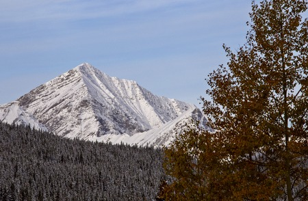 Rocky Mountains Winter Fall Kananaskis Banff Canada