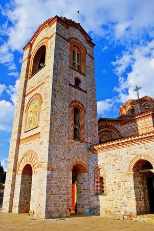 chappel: Macedonian Church in Ohrid