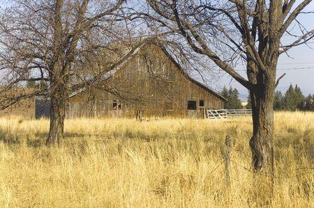 Barn in Southeren Idaho photo