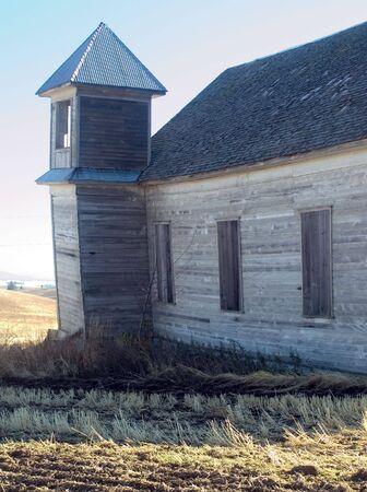 Old Church in Southern Idaho