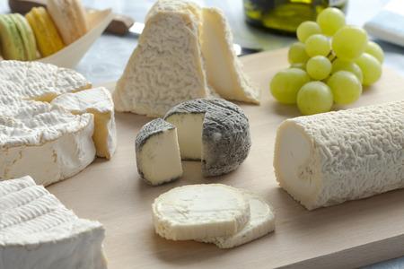 フランス チーズのデザート盛り合わせ 写真素材 - 30183443