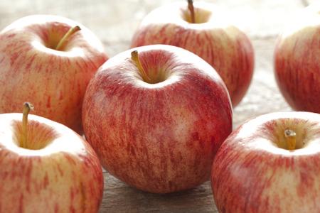 Fresh Royal Gala apples Stock Photo - 30748114