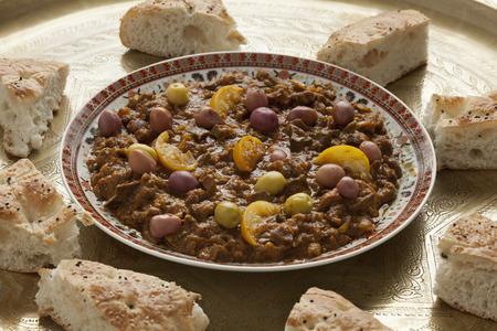 Download Moroccan Eid Al-Fitr Food - 46608890-dish-with-traditional-moroccan-kercha-and-bread-for-eid-al-adha  Trends_62897 .jpg?ver\u003d6