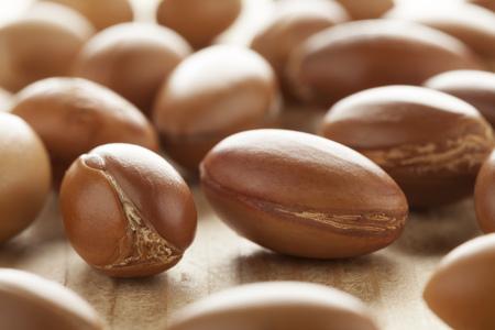 Traditionele Marokkaanse argan noten