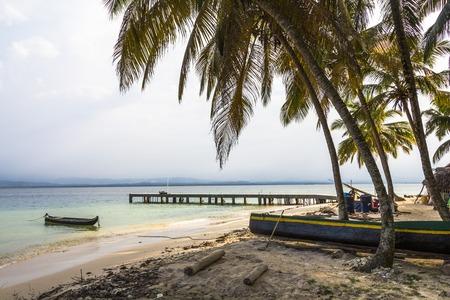 caribbean island: Exploring small, wonderful caribbean Island, San Blas Islands, Panama