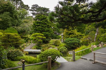 japanese tea garden: Japanese Tea Garden in San Francisco, CA
