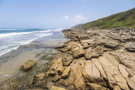 Coast of St. Lucia wetlands park