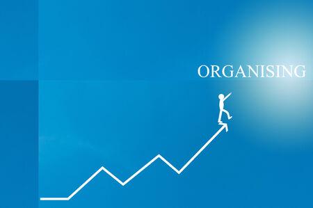 organizing: organizing Stock Photo
