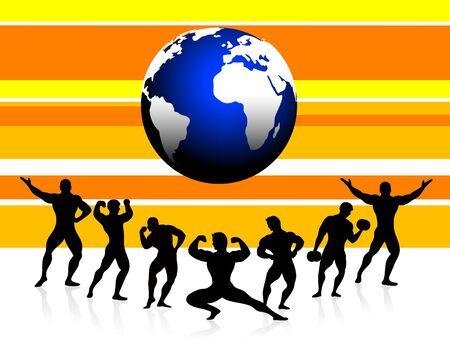 bodybuilding worldwide     photo