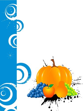 fruits in thanksgiving ceremony  Stock Photo - 3300655