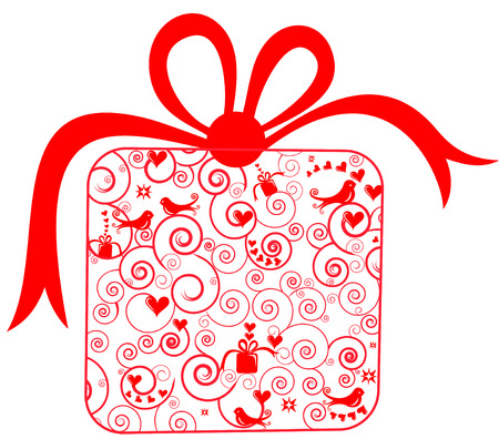 Cute Patterned Gift
