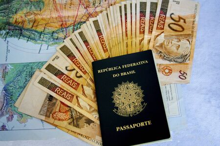 A good idea for exchange by dollar and programms a travel Standard-Bild