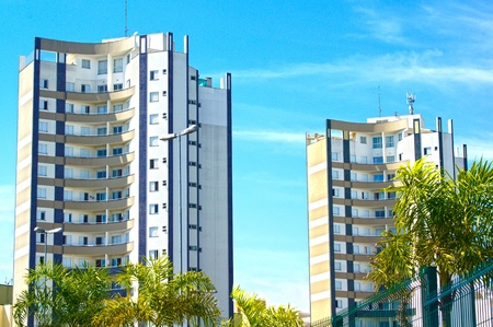 In the Taubaté city this new apartments it's nice and modern