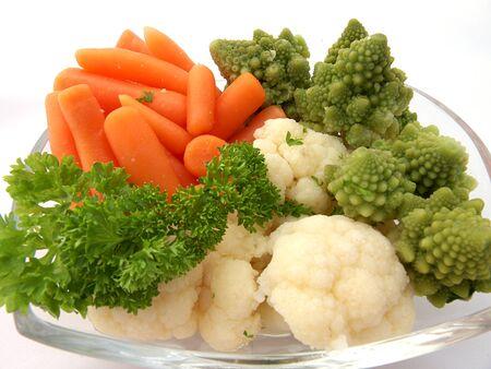 mixed vegetables Stock Photo