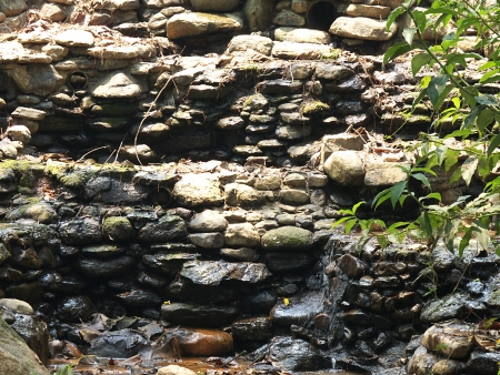 stone and water photo