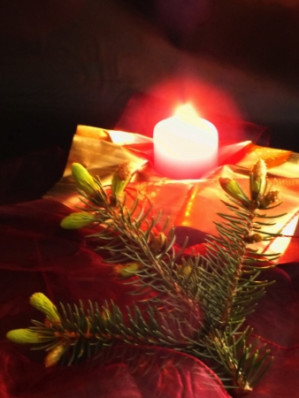 christmas scent: Vela de Navidad