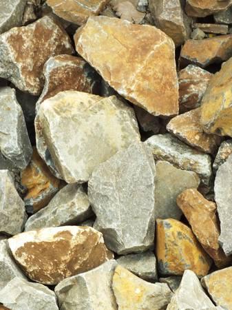 materialistic: stone