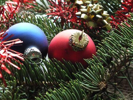 christmas scent: Navidad dekorations