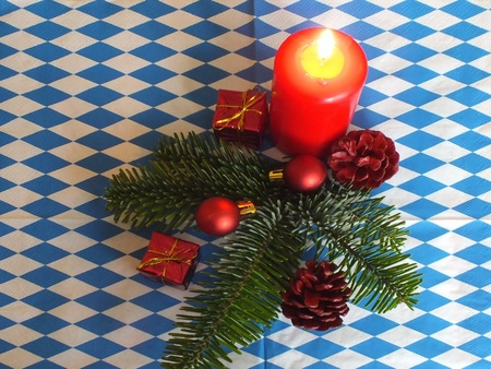 german christmas decorations photo