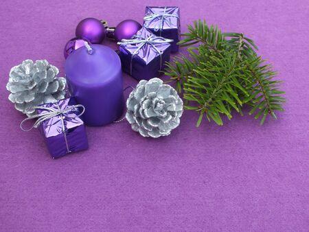 ingredients tap: christmas dekoration Stock Photo