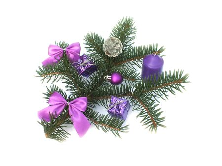 christmas scent: christmas decorations